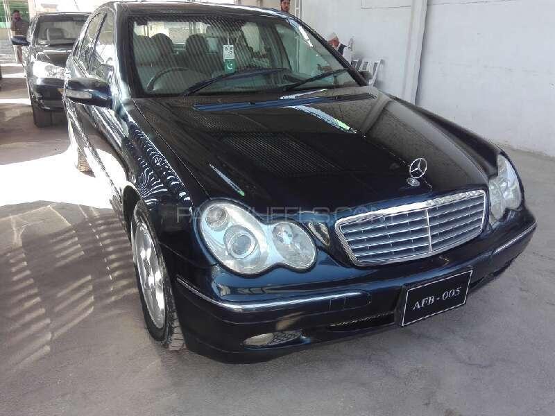 Mercedes Benz C Class C240 2001 Image-1