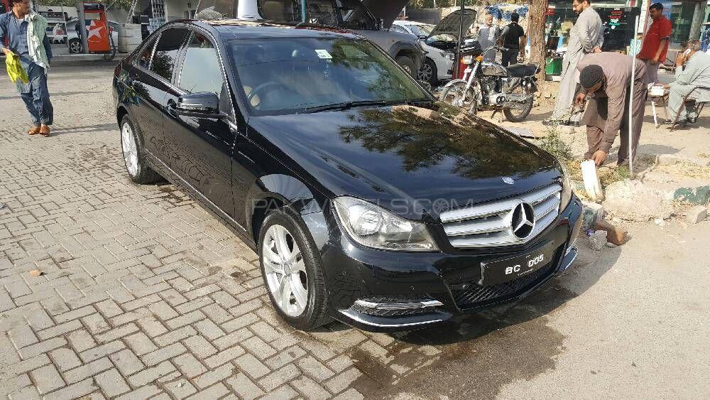 Mercedes Benz C Class C200 2013 Image-1