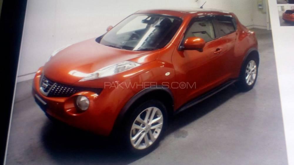 Nissan Juke 15RX 2011 Image-1