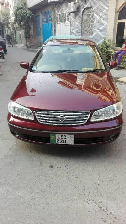 Nissan Sunny EX Saloon Automatic 1.3 2006 Image-1