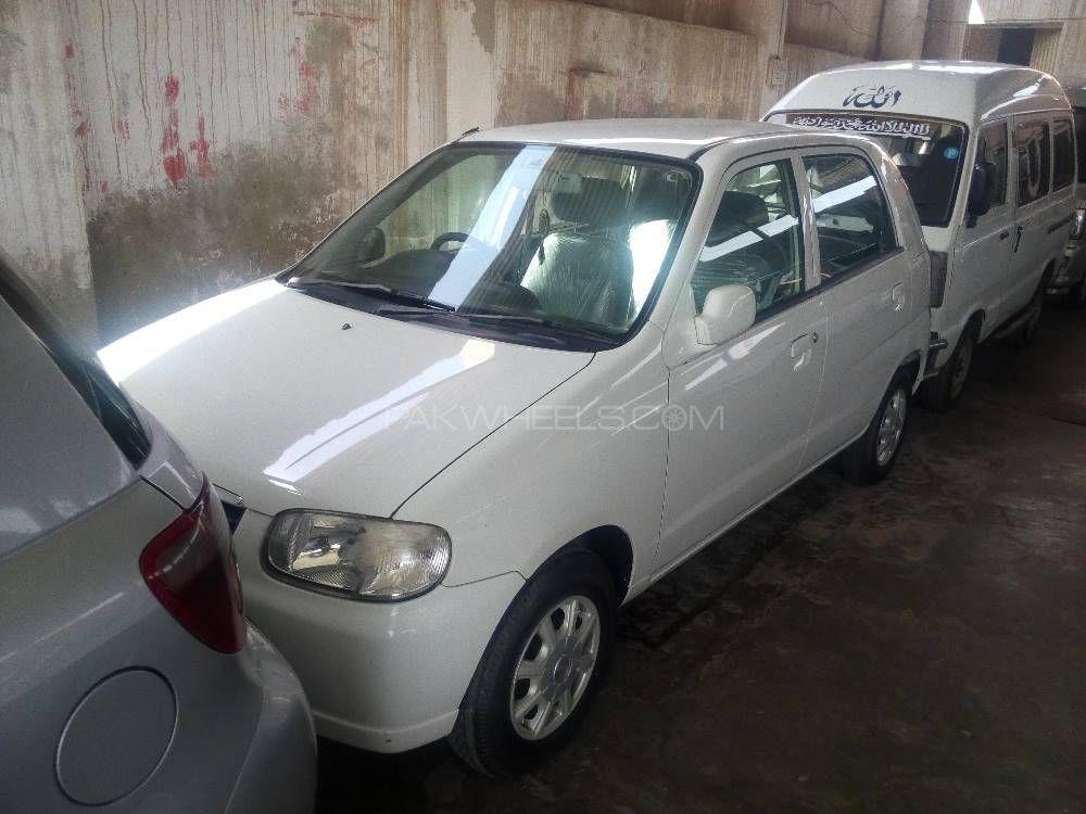 Suzuki Alto E 1999 Image-1