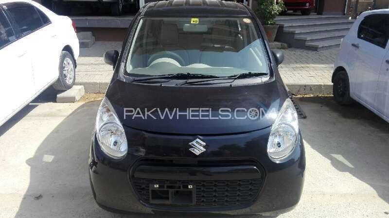 Suzuki Alto E 2011 Image-1