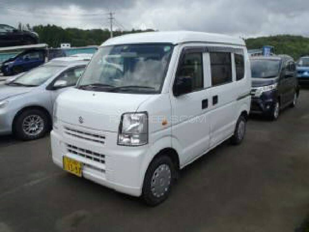 Suzuki Every 2014 Image-1