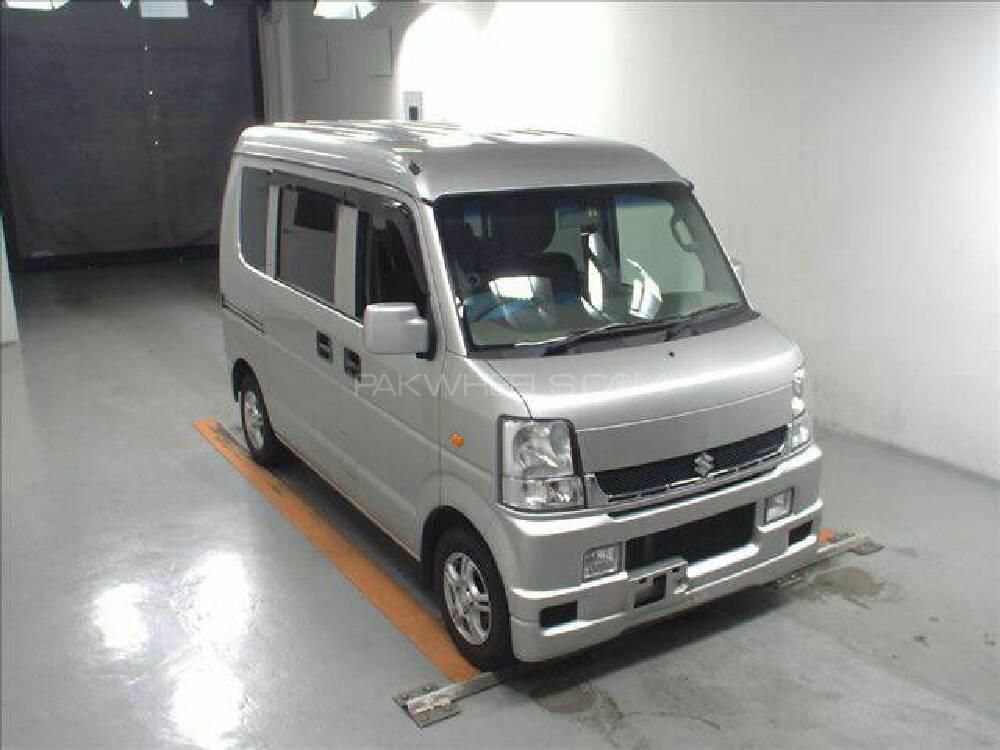 Suzuki Every Join Turbo 2013 Image-1