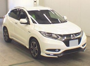 Honda Vezel Hybrid Z 2014 for Sale in Lahore