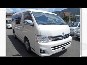 Toyota Hiace GL 2011 for Sale in Karachi