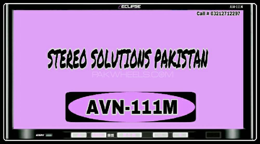AVN-111M BOOT SD CARD AVAILABLE. Image-1