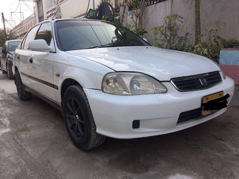 Honda Civic EXi Automatic 1999 Image-1