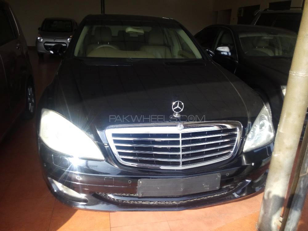 Mercedes Benz S Class S350 2008 Image-1
