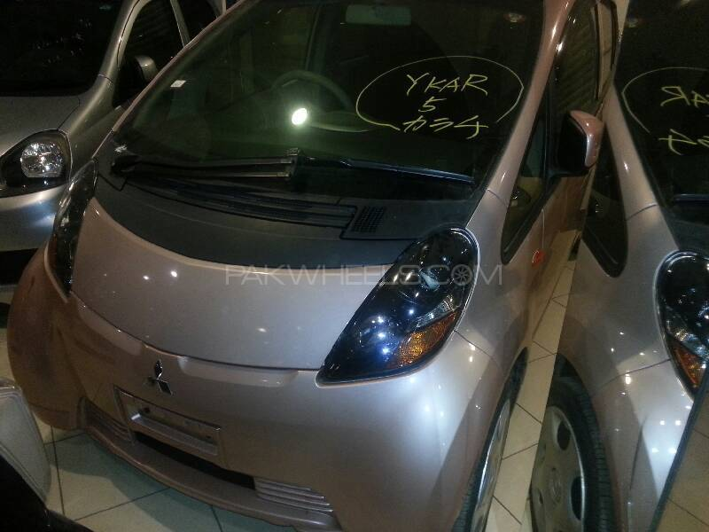 Mitsubishi I G 2013 Image-1