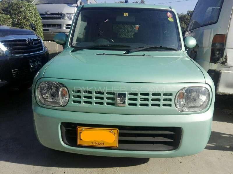 Suzuki Alto Lapin G 2014 Image-1