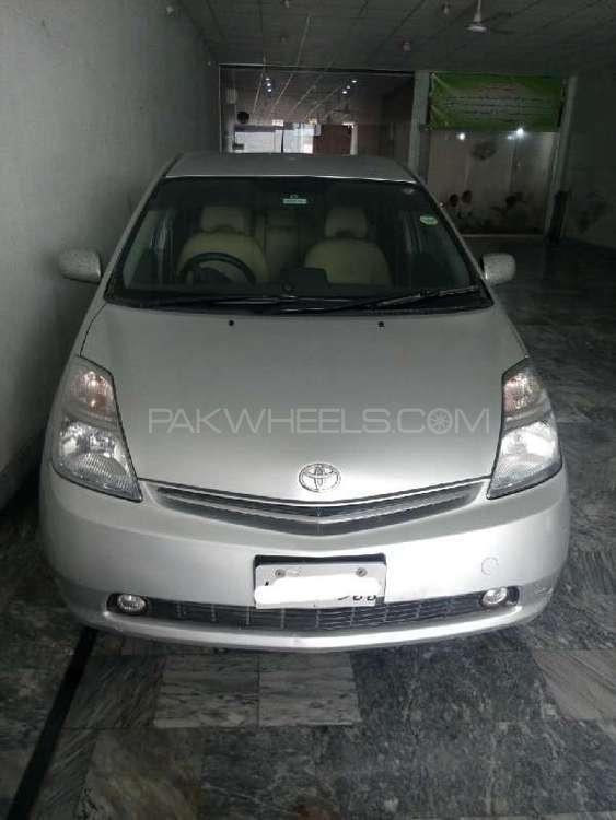 Toyota Prius S Touring Selection 1.5 2007 Image-1