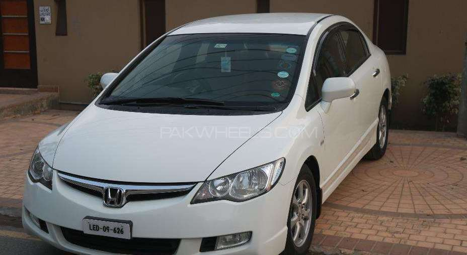 Honda Civic VTi Prosmatec 1.8 i-VTEC 2009 Image-1