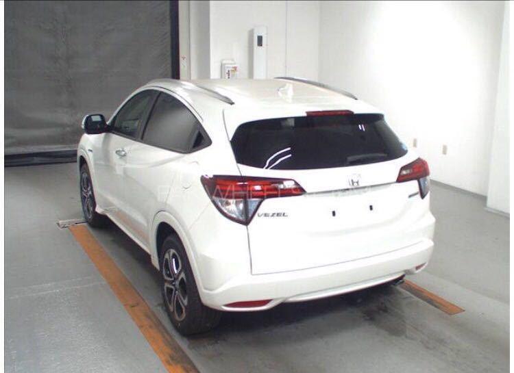 Honda Vezel Hybrid Z 2016 Image-1