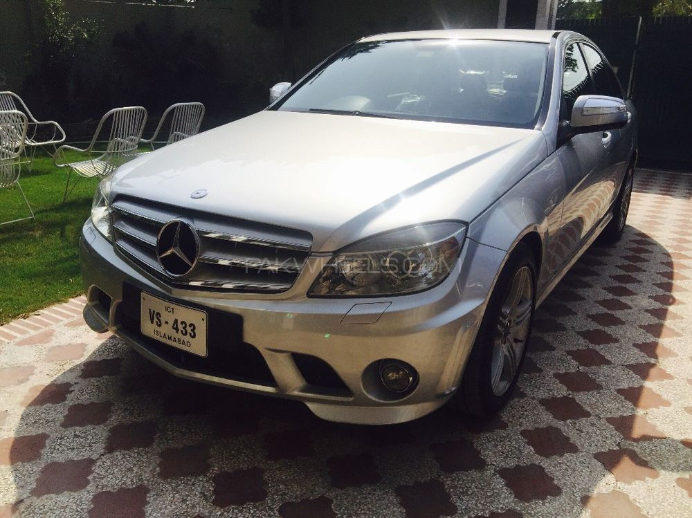 Mercedes benz c class c200 2008 for sale in lahore pakwheels for 2008 mercedes benz c300 for sale