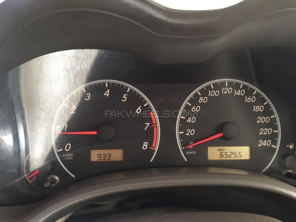 Toyota Corolla XLi VVTi Ecotec 2009 Image-1