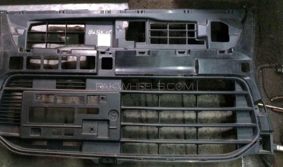 Wagon R 2014 bumper grill Image-1