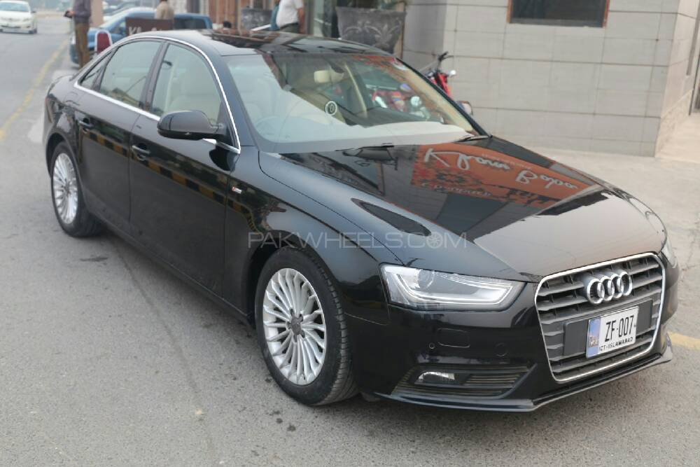 Audi a4 used price in pakistan 14