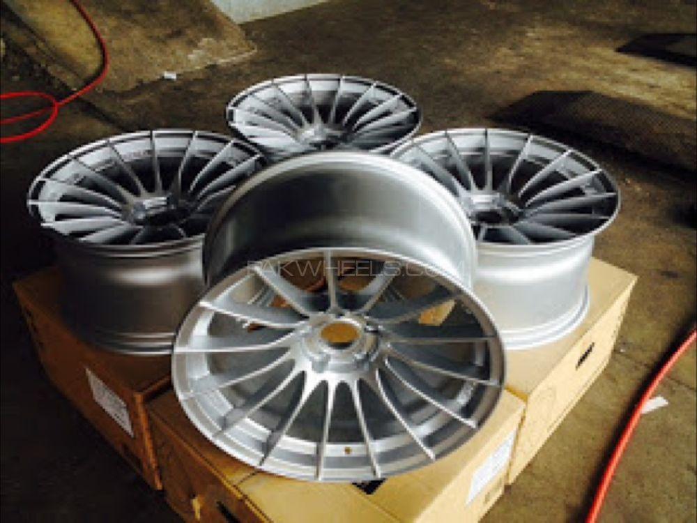 "Enkei RS05RR 18"" wheels / Rims Image-1"