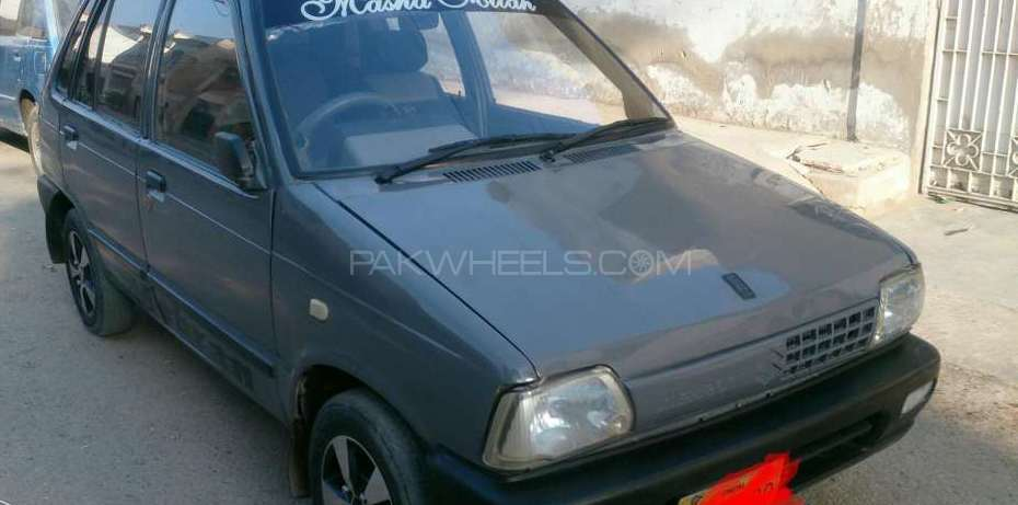 Suzuki Mehran VXR (CNG) 1995 Image-1