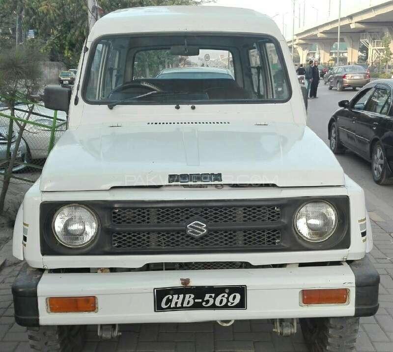Suzuki Potohar Basegrade 2005 Image-1