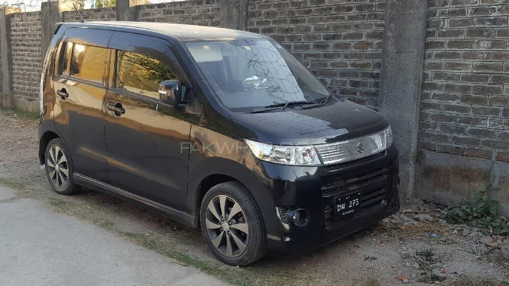 Suzuki Wagon R Stingray 2011 Image-1