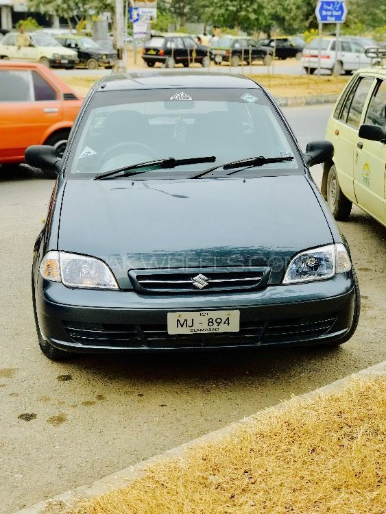 Suzuki Cultus VXRi 2007 Image-1