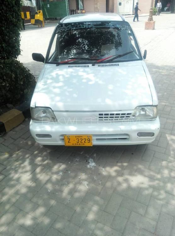 Suzuki Mehran VXR (CNG) 1994 Image-1