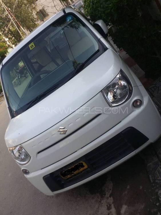 Suzuki MR Wagon X IDLING STOP 2013 Image-1