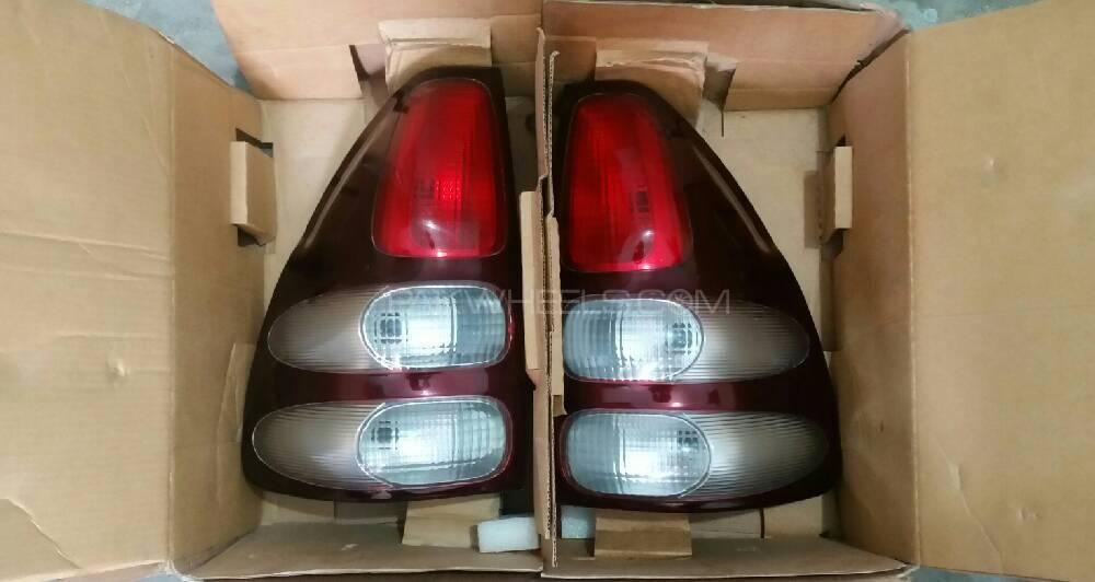 Toyota Land Cruiser Prado FJ120 Rear  Lights (2003-2008) Image-1