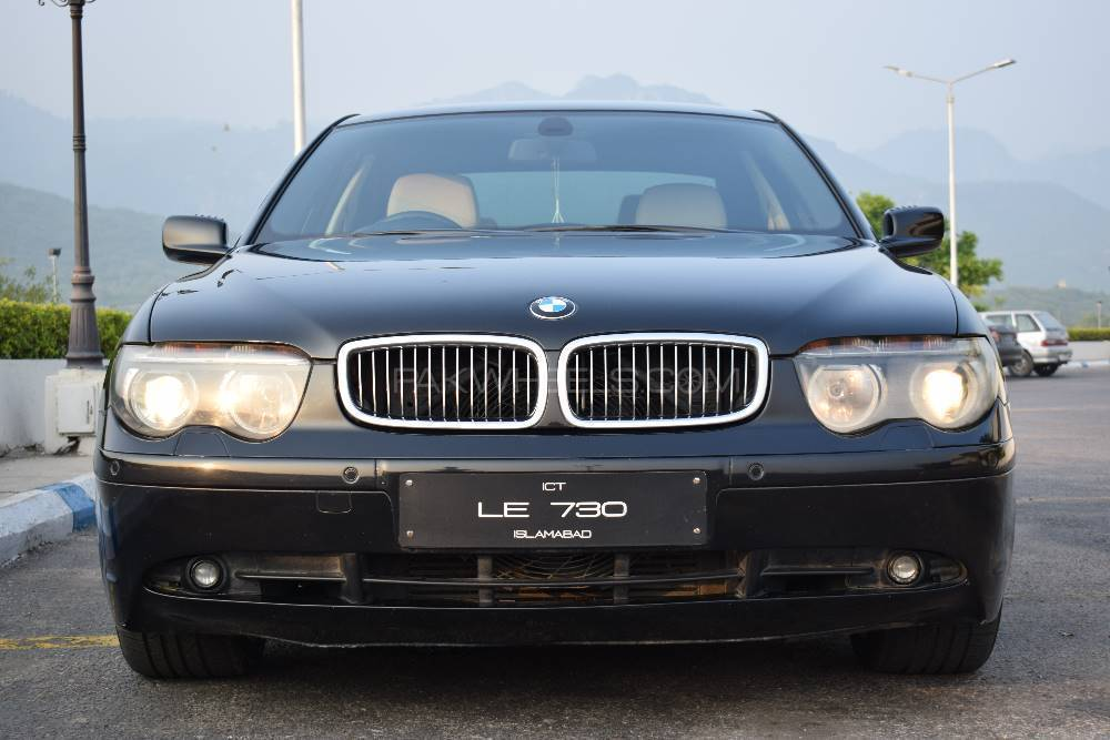 bmw 7 series 730d 2003 for sale in islamabad pakwheels