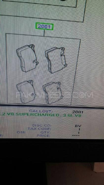 break pads for mercedes bmw audi jaguar  Image-1