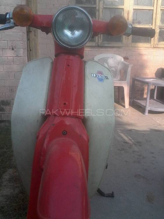 Honda 50cc 1967 Image-1