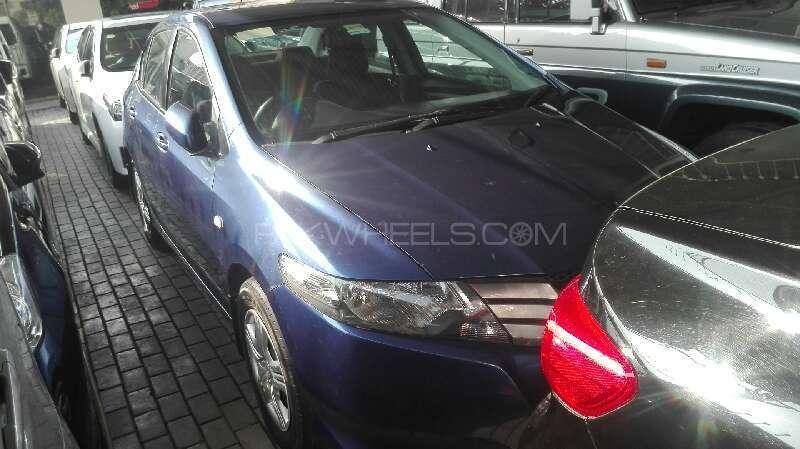 Honda City i-VTEC Prosmatec 2011 Image-1