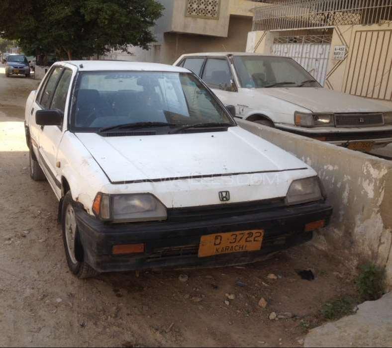 Honda Civic 1985 Image-1