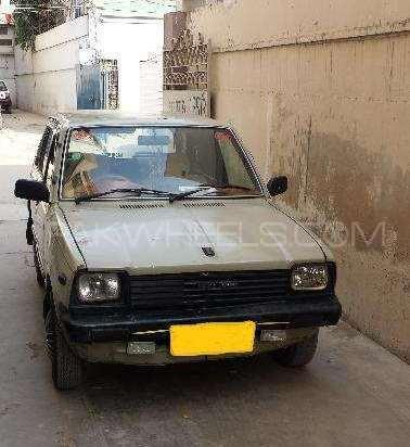 Suzuki FX GA 1986 Image-1
