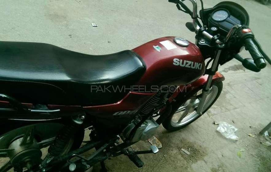 Suzuki GD 110 2014 Image-1