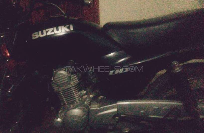 Suzuki GD 110S 2014 Image-1