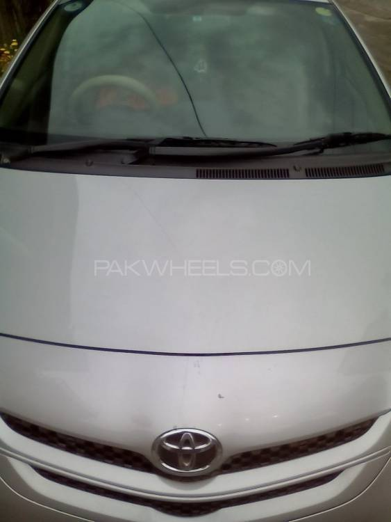 Toyota Belta X Business A Package 1.0 2008 Image-1