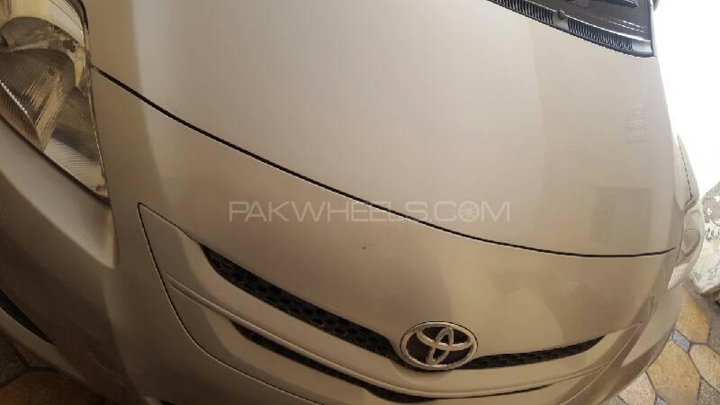 Toyota Belta 2013 Image-1