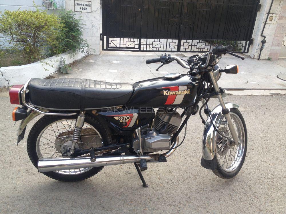 Kawasaki GTO 110 1991 Image-1