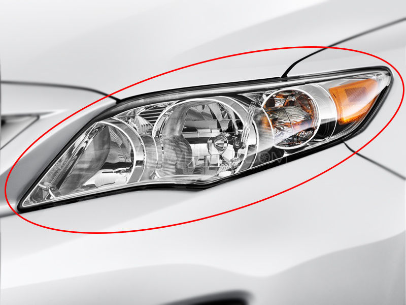 Toyota Corolla CHINA Head Light Xli, Gli, Altis 2012-2013 Image-1