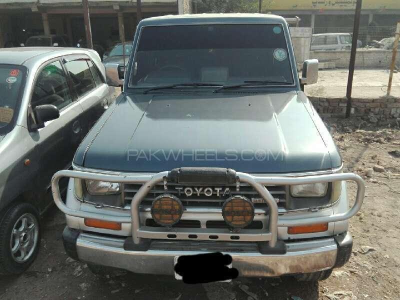 Toyota Prado RX 2.7 (3-Door) 1992 Image-1