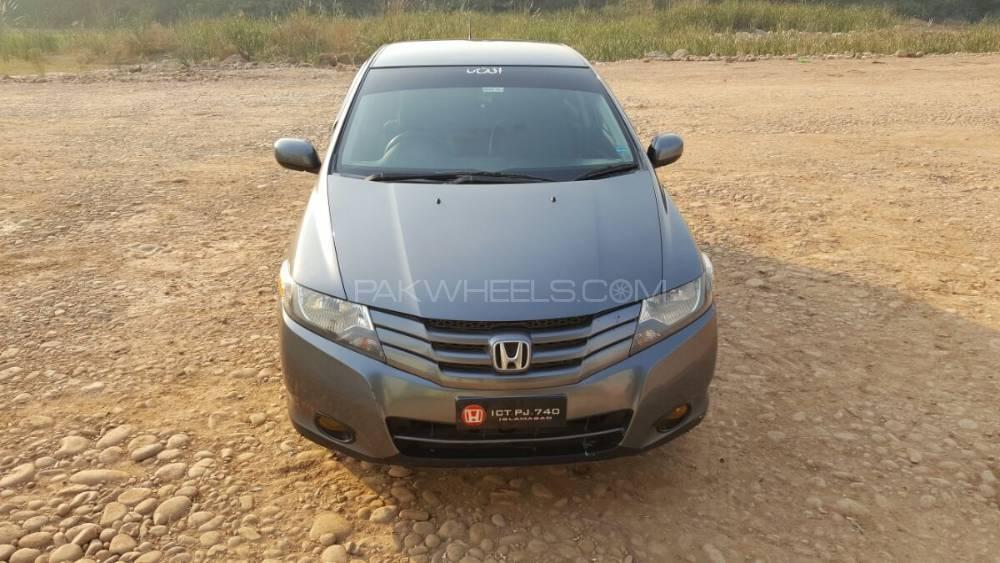 Honda City i-VTEC 2010 Image-1