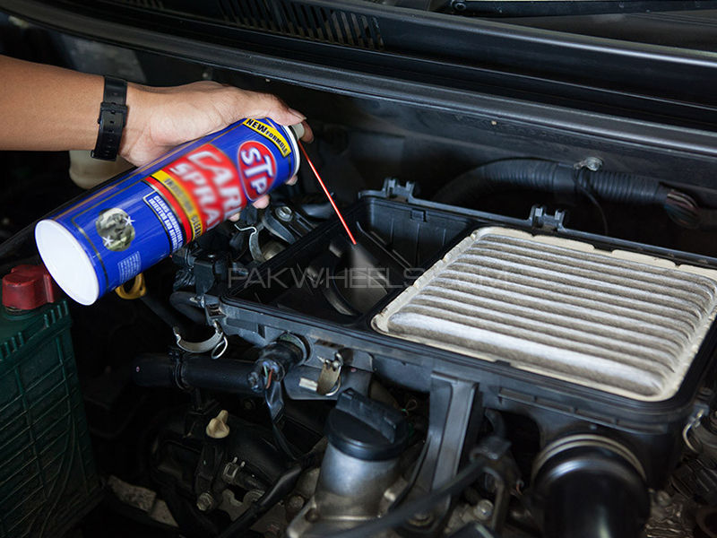 STP Carb Spray Cleaner Image-1