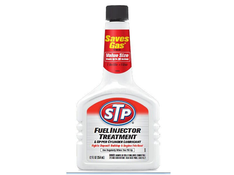 STP Fuel Injector Treatment & Upper Cylindrical Lubricant - 354ml Image-1