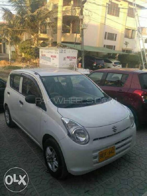 Suzuki Alto G 2012 Image-1