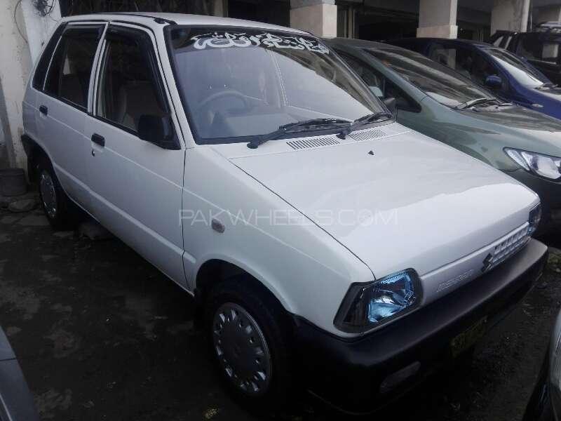 Suzuki Mehran VX Euro II (CNG) 2015 Image-1