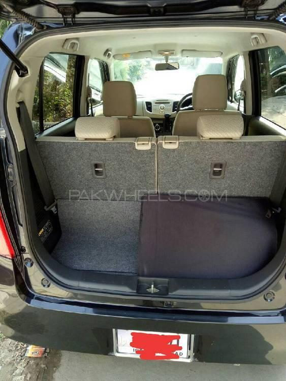 Suzuki Wagon R FX Idling Stop 2012 Image-1