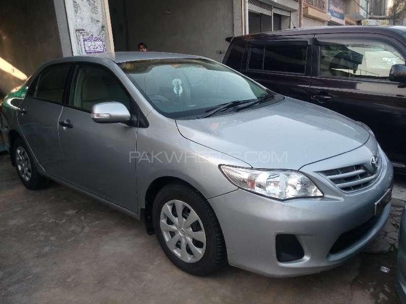 Toyota Corolla XLi VVTi Limited Edition 2014 Image-1